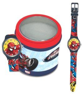 barnklockor spiderman